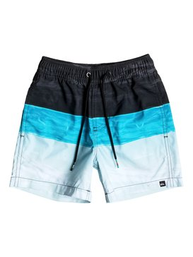 "Word Waves 14"" - Swim Shorts  EQKJV03028"