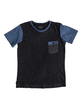 BAYSIC POCKET BOY Negro EQKKT03062
