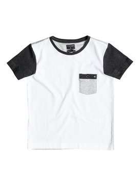 BAYSIC POCKET BOY Blanco EQKKT03062