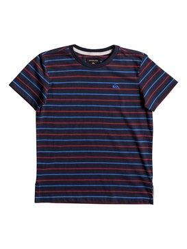 Lukut Stripe - T-Shirt  EQKKT03107