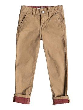Krandy Block Slim - Chino Pocket Pant  EQKNP03018