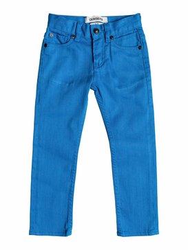 Distortion Colors - Slim-Fit Jeans  EQKNP03019