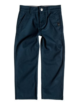 EVERYDAY UNION PANT AW BOY Blue EQKNP03033