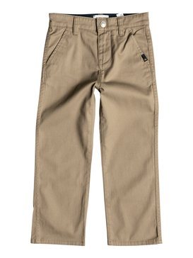 EVERYDAY UNION PANT AW BOY Beige EQKNP03033