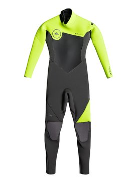 3/2mm Syncro Series Back Zip GBS - Full Wetsuit  EQKW103001