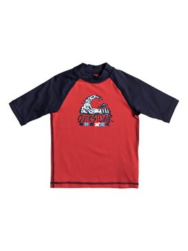 Bubble Dream - Short Sleeve Rash Vest  EQKWR03024