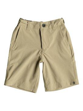 "Solid 21"" - Amphibian Shorts  EQKWS03071"