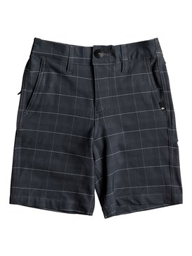 UNION PLAID AMPHIBIAN BOY 14  EQKWS03110