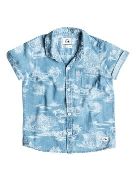 Pyramid Point - Short Sleeve Shirt  EQKWT03047