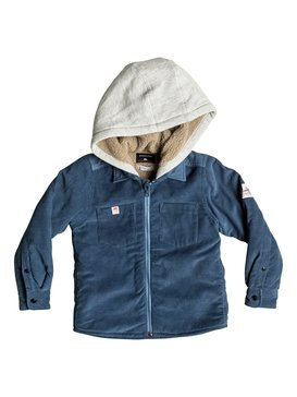 Fake Ethics - Zip-Up Shirt Jacket  EQKWT03066