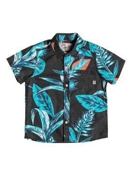 Aloe - Short Sleeve Shirt  EQKWT03096