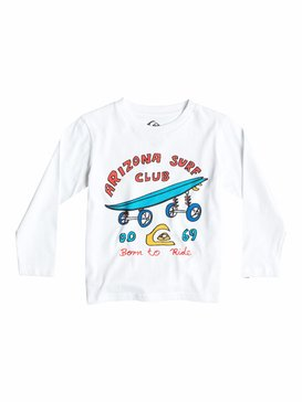 Classic Arizona Surf Club - Long Sleeve T-Shirt  EQKZT03030