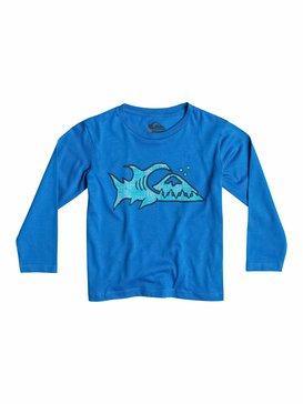 Classic Fin Logo - Long Sleeve T-Shirt  EQKZT03032