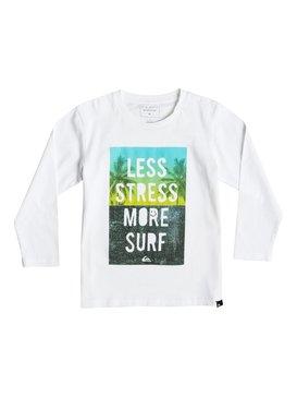 Classic Less Stress - Long Sleeve T-Shirt  EQKZT03068