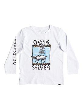 Classic Never Lost - Long Sleeve T-shirt  EQKZT03085