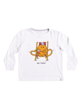 MR TICKLE LS TEE BOY  EQKZT03120