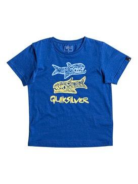 Classic Double Fish - T-Shirt  EQKZT03124