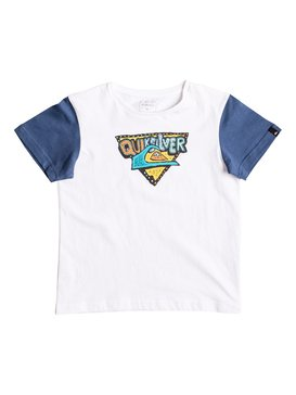 SS CLASSIC TEE BOY SUPER BOYS  EQKZT03125