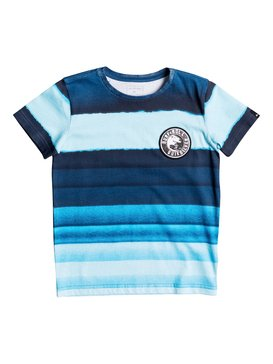 Resine Stripe - T-Shirt  EQKZT03145