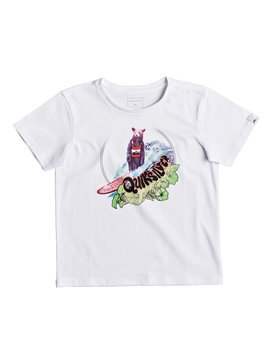 SS CLASSIC TEE LOG BEAR BOY  EQKZT03190