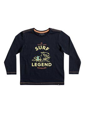 Classic Surf Legend - Long Sleeve T-Shirt  EQKZT03200