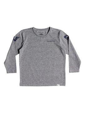 Double Stringer - Technical Long Sleeve T-Shirt  EQKZT03255