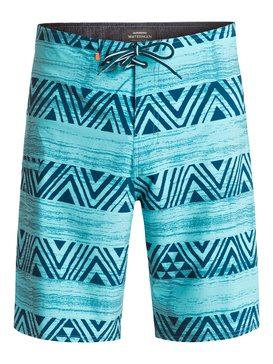 TRIBAL STRIPE Azul EQMBS03005