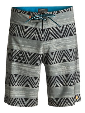 "Waterman Tribal Stripe 20"" - Board Shorts  EQMBS03005"