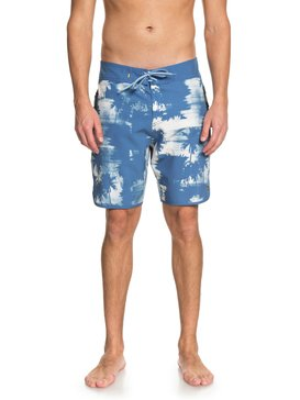 "Waterman Paokalani Scallop 19"" - Board Shorts  EQMBS03029"