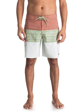 FAIRWAY TRIBLOCK BOARDSHORT  EQMBS03031