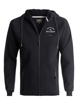 Waterman Trackmaster - Water-Repellent Zip-Up Hoodie  EQMFT03002