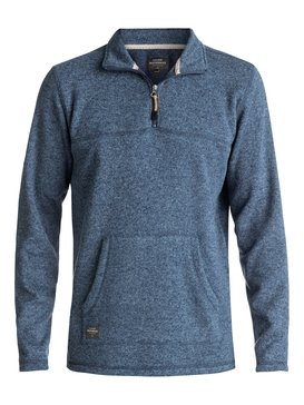 Waterman Mormont - 3/4 Zip Sweatshirt  EQMFT03003