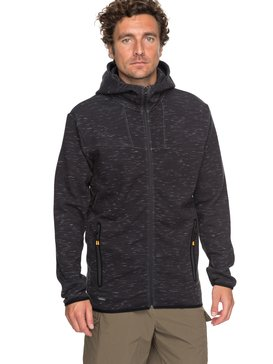 Waterman Quiksilver - Technical Zip-Up Hoodie  EQMFT03011