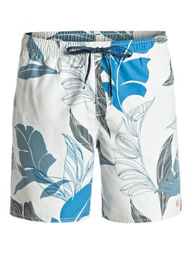 "Waterman Cayman Vacay 9"" - Swim Shorts  EQMJV03000"