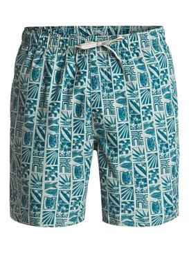 "Longwalks 19"" - Swim Shorts  EQMJV03001"