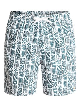 "Longwalks 19"" - Swim Shorts  EQMJV03001"
