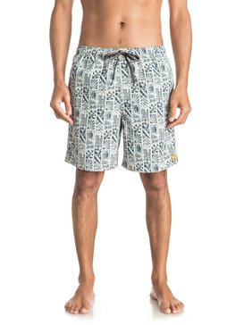 "Waterman Longwalks 19"" - Swim Shorts  EQMJV03001"