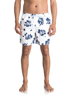 "Waterman Los Palmas 17"" - Swim Shorts  EQMJV03017"