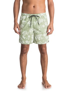 Waterman Om Floral - Beach Shorts  EQMJV03027