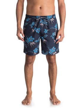 "Waterman Monolai 18"" - Swim Shorts  EQMJV03030"