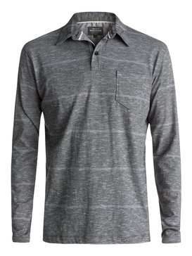Waterman Home Team - Long Sleeve Polo Shirt  EQMKT03013