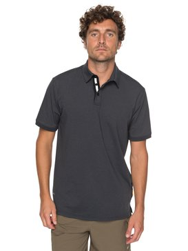 Waterman Reel Backlash - Technical Polo Shirt  EQMKT03026