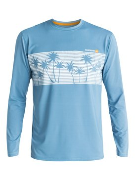Waterman Chill - Long Sleeve Rash Vest  EQMWR03001