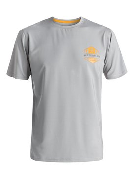 Waterman Mullaway - Short Sleeve Rash Vest  EQMWR03006