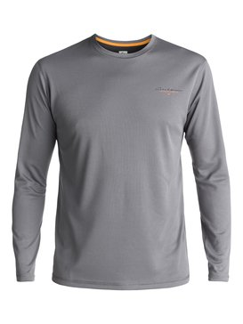 Waterman Gut Check - Long Sleeve UPF 40 Rash Vest  EQMWR03019