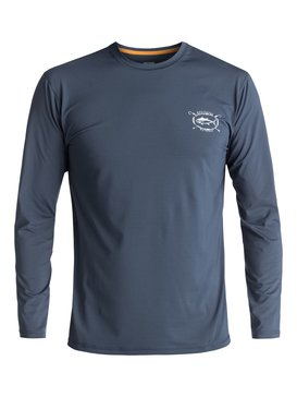 Waterman Chill - Amphibian Long Sleeve UPF 50 Surf T-Shirt  EQMWR03021