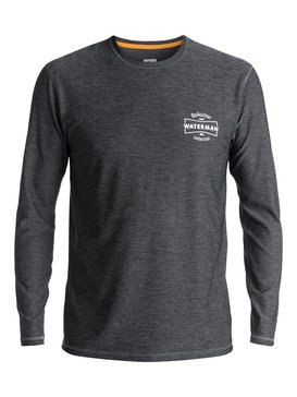 Waterman Water Marked - Long Sleeve Rash Vest  EQMWR03027