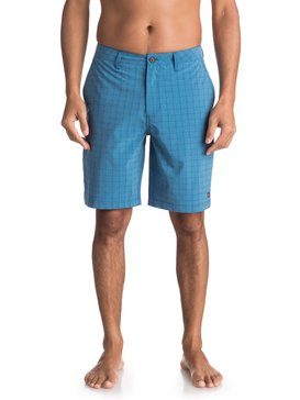 Waterman Vagabond Plaid - Amphibian Shorts  EQMWS03051