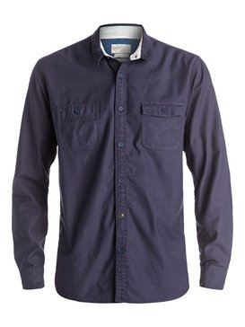 Waterman Arno Lesco - Long Sleeve Shirt  EQMWT03003