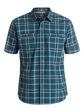 Waterman Island Job - Short Sleeve Shirt  EQMWT03012